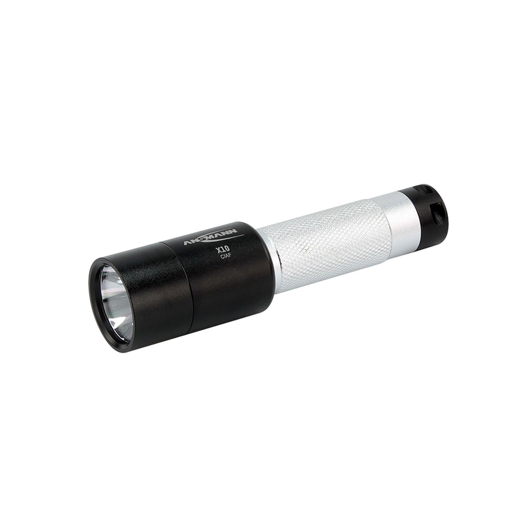Afbeelding van 4013674106929 LED zaklamp 200Lm
