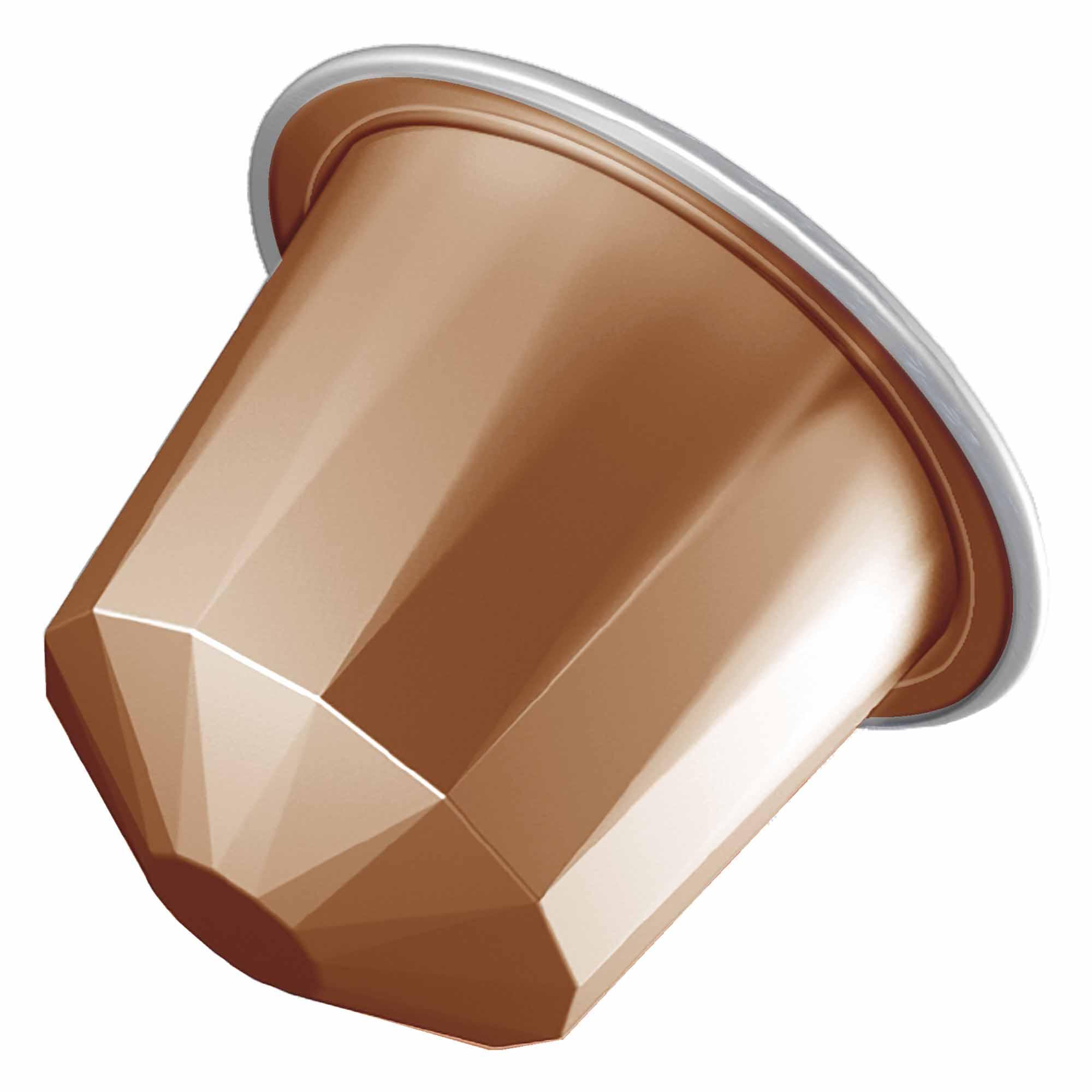 Afbeelding van 5415150310216 koffie capsules Nespresso Largo 10 stuks