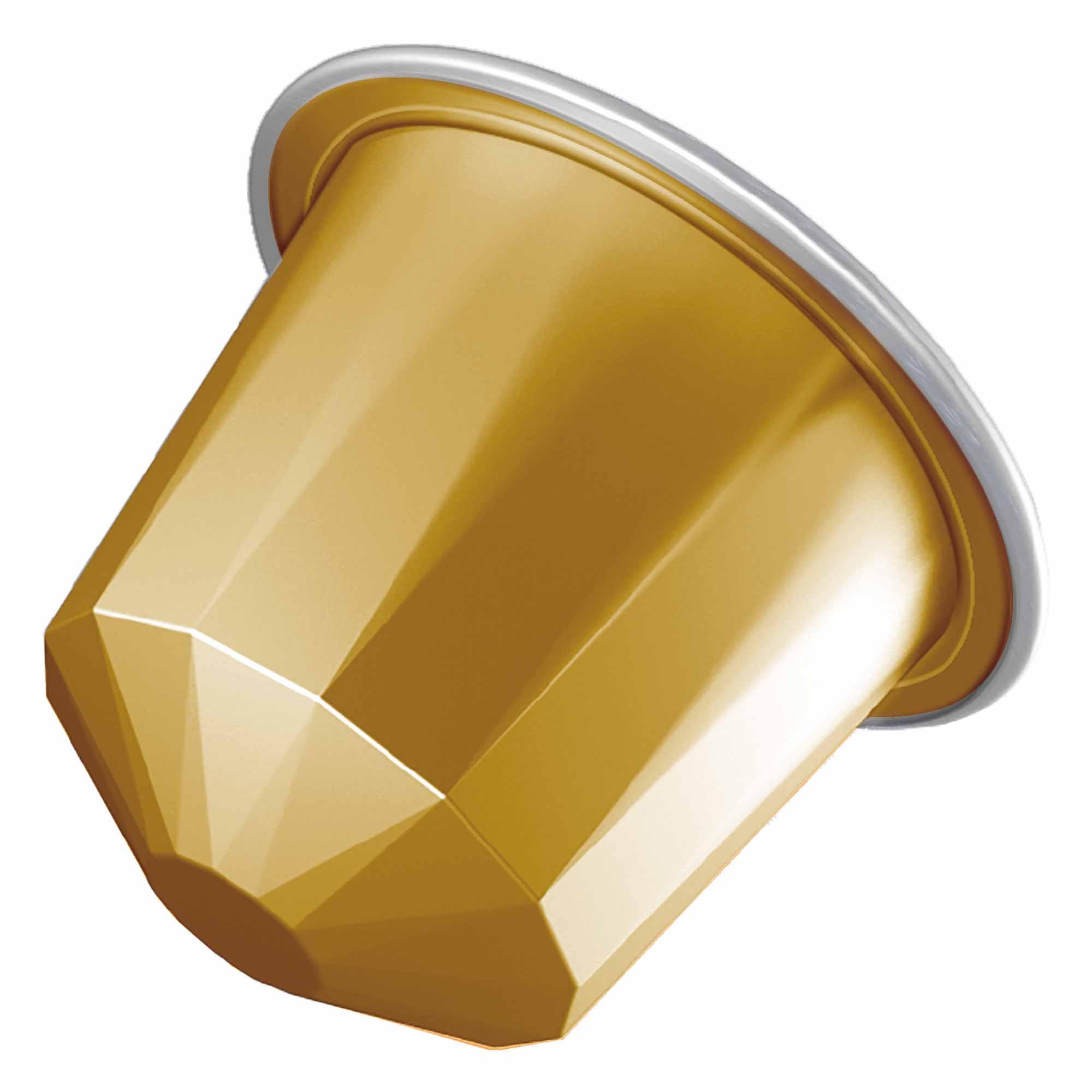 Afbeelding van 5415150310018 koffie capsules Nespresso Allegro 10 stuks