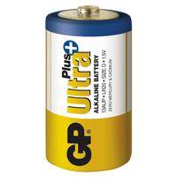 Afbeelding van 03013AUPU2 batterij Ultra+ Alkaline D 2 stuks