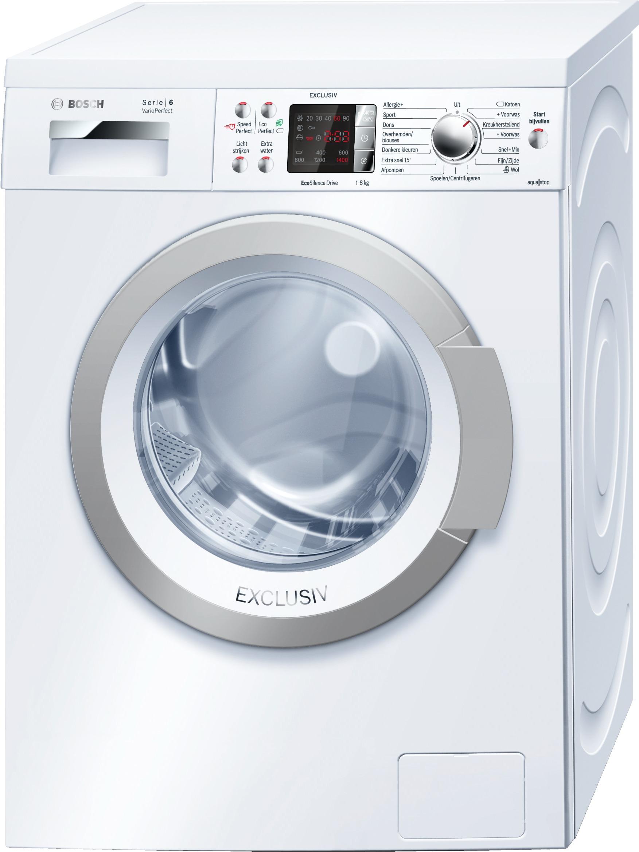 bosch waq28496nl wasmachine. Black Bedroom Furniture Sets. Home Design Ideas