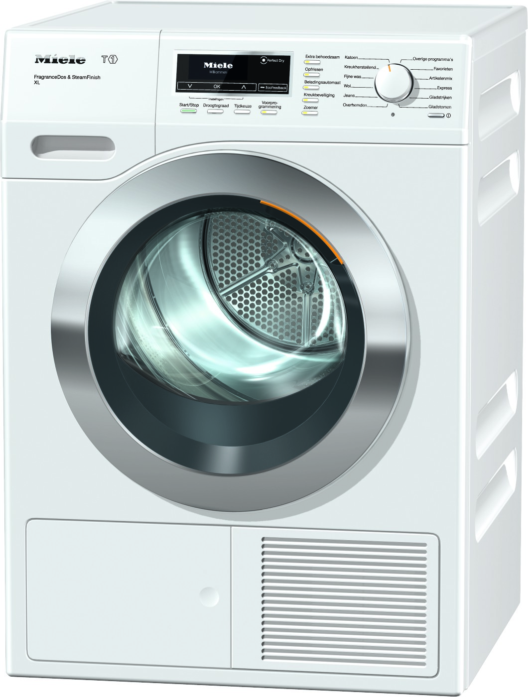 Miele TKR450wp Steamfinish XL